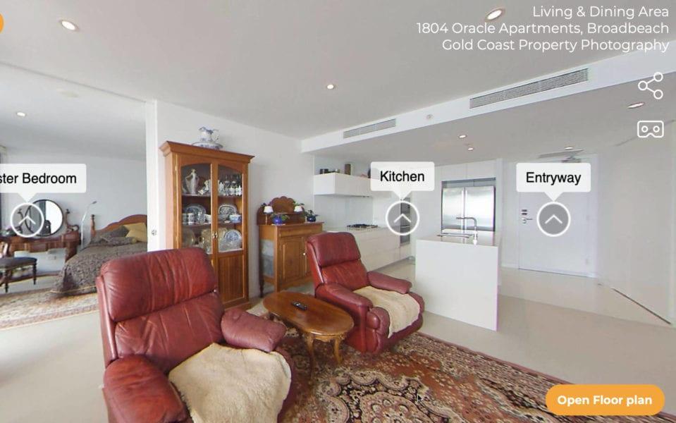 360 Photo Tours - Gold Coast Property Photography